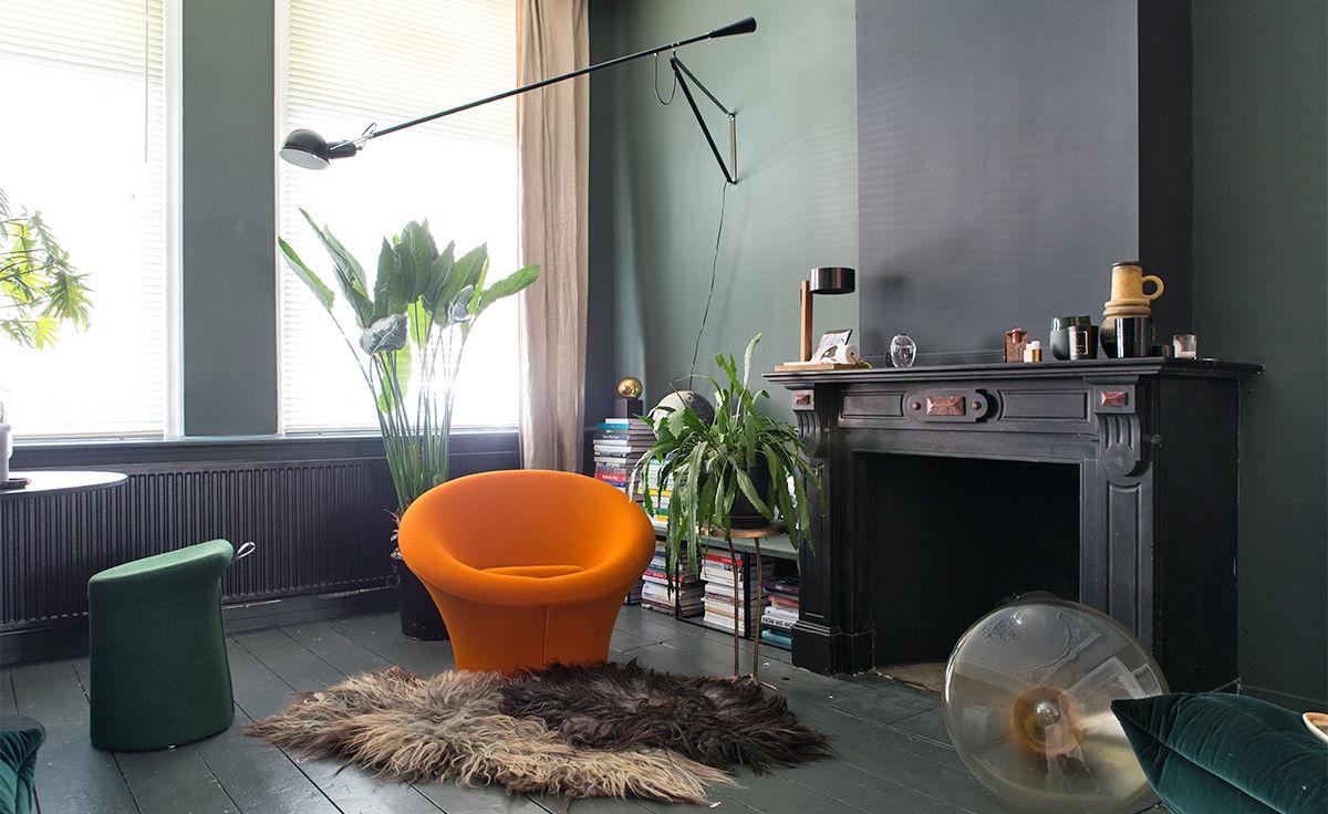 Mushroom Chair F560 Hivemodern Com