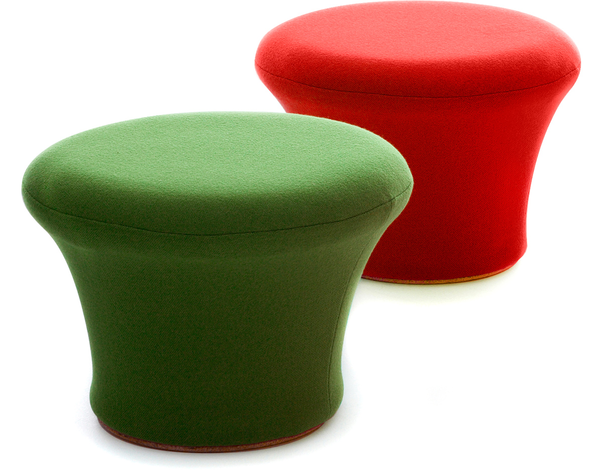 Mushroom Pouffe Hivemodern Com