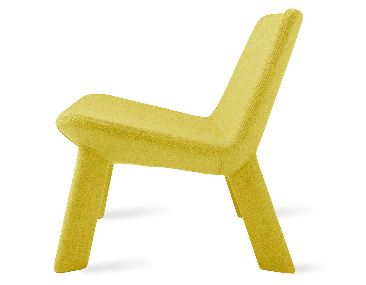 Neat Lounge Chair Hivemodern Com