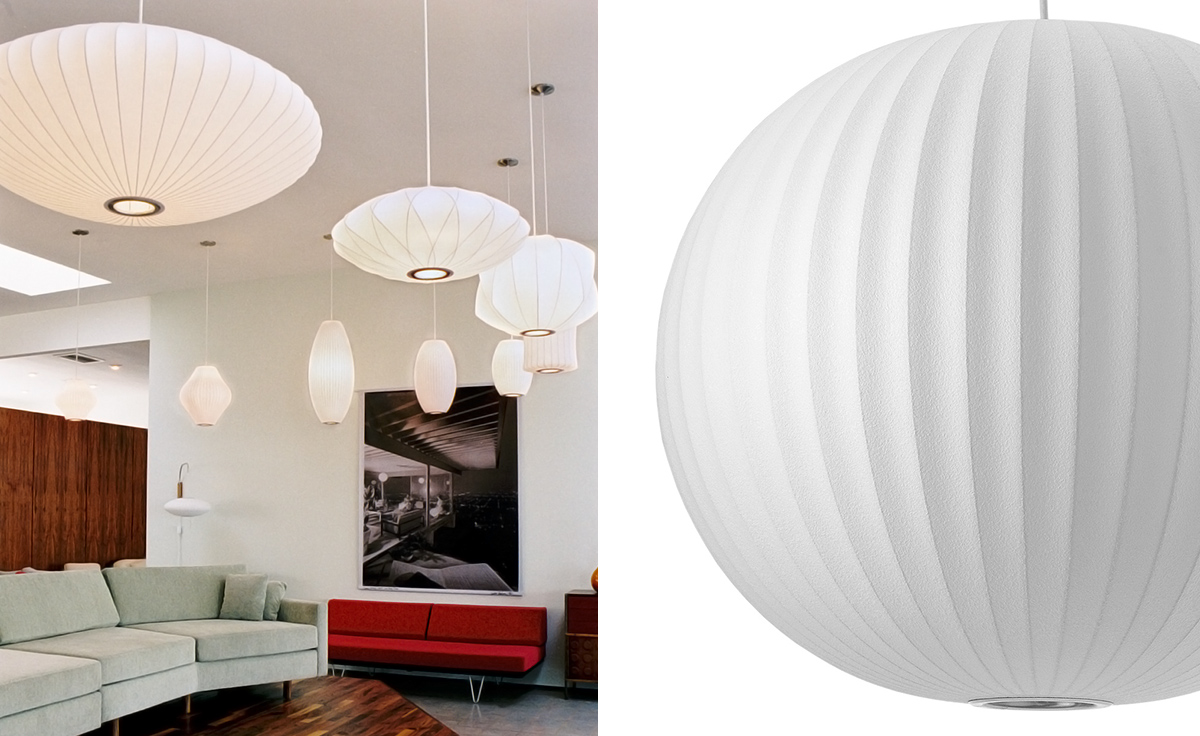 Nelson Bubble Lamp Ball Hivemodern Com