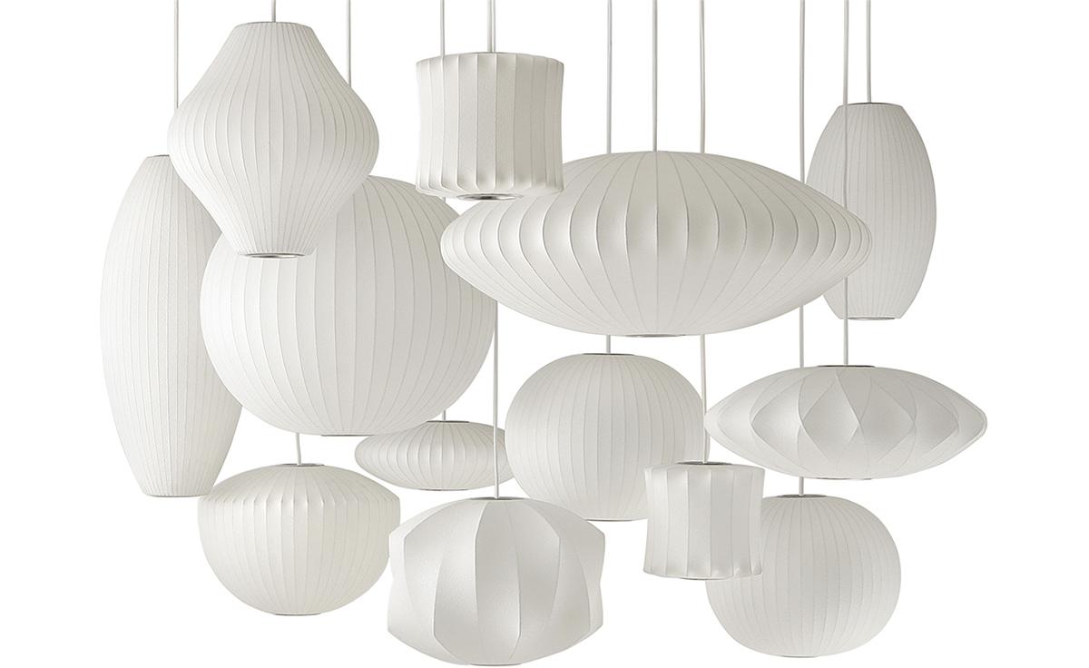 Nelson Bubble Lamp Ball Hivemodern Com