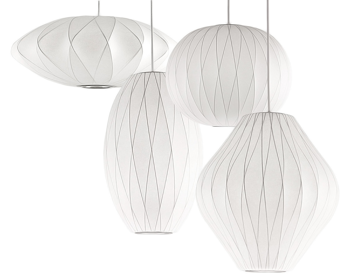 Nelson bubble lamp crisscross saucer hivemodern nelson bubble lamp crisscross saucer arubaitofo Image collections
