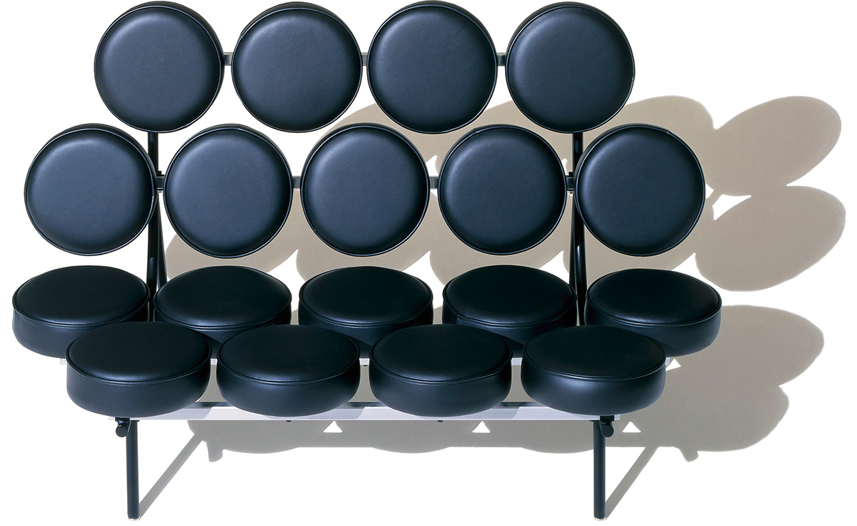 Nelson Daybed   Bed   Herman Miller DBMC Case Study V Leg Daybed