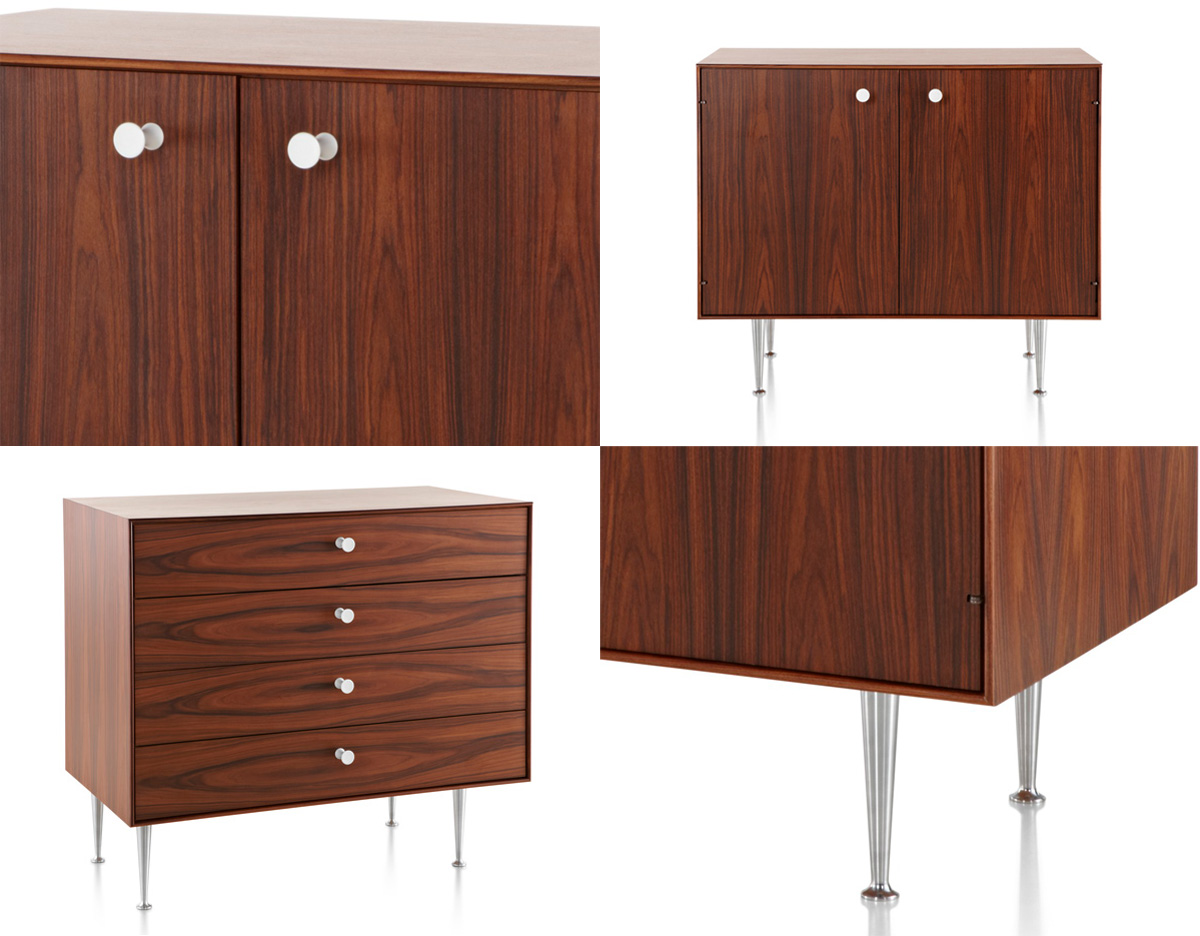 Nelson Thin Edge Cabinet Hivemodern Com