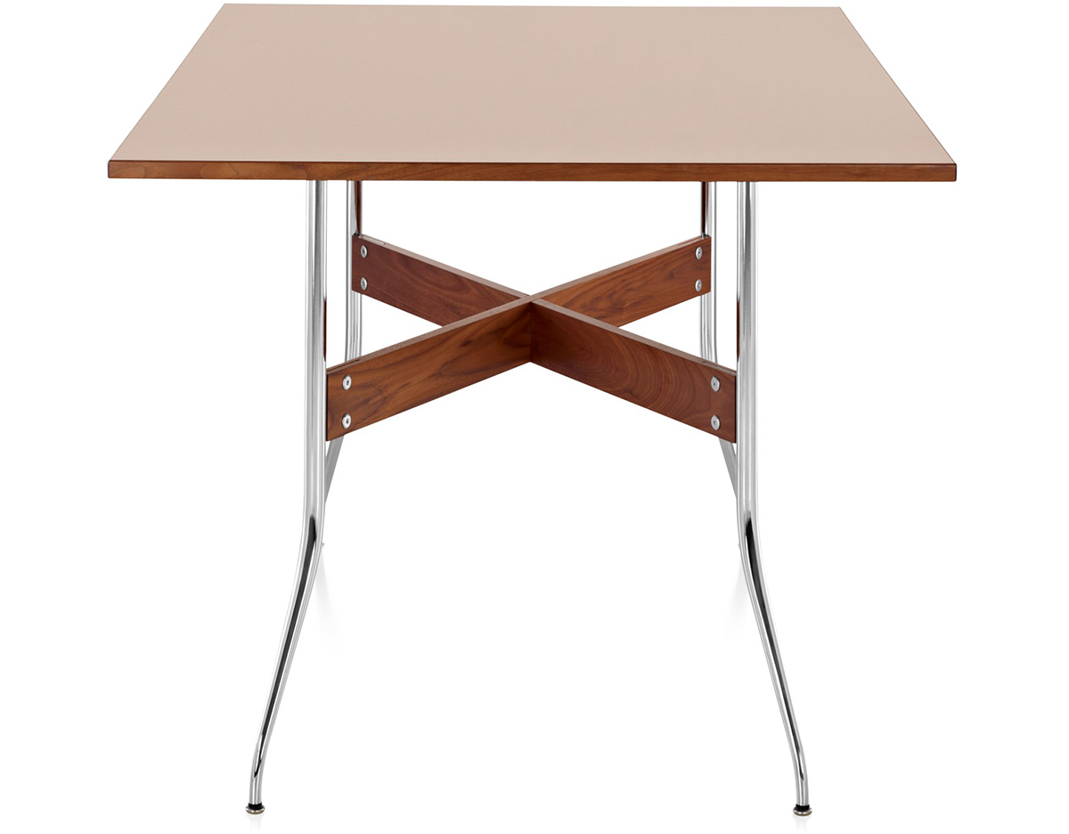 Lovely Nelson™ Swag Leg Rectangular Dining Table Good Ideas