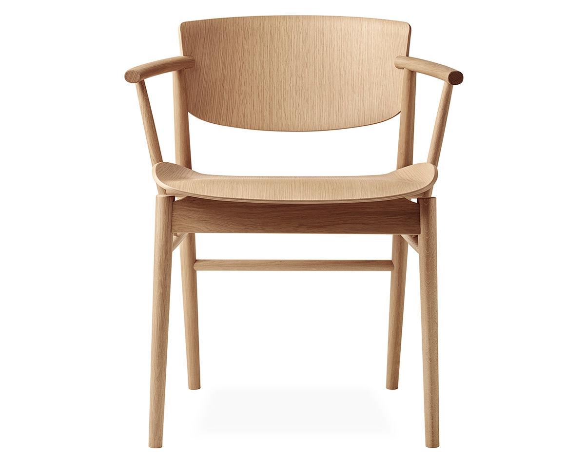 6 Cafe Stoelen.Nendo N01 Chair Hivemodern Com