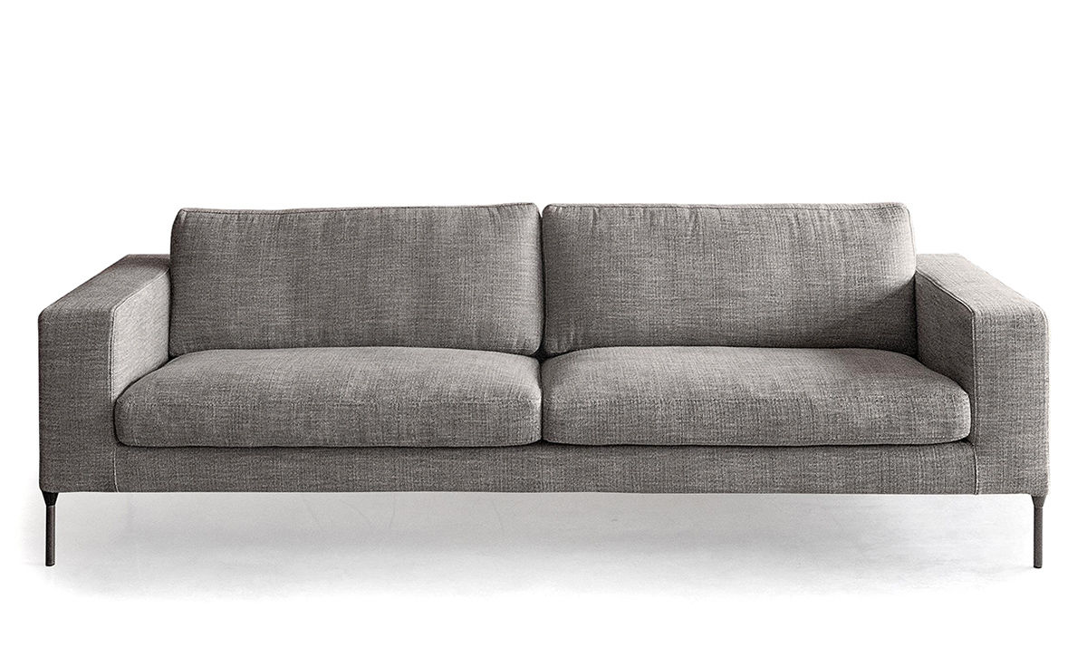 Modern 2 Seater Sofas | 2 Seater Fabric Sofas | Shop AIF London