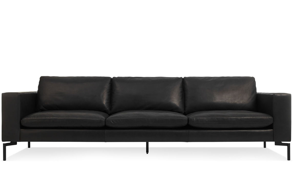 New Standard 104 Leather Sofa