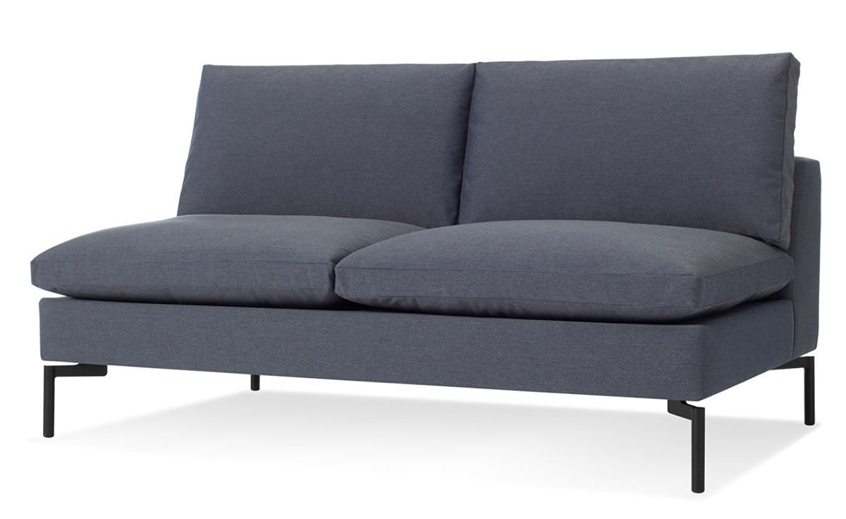 New Standard Armless Sofa Hivemodern Com