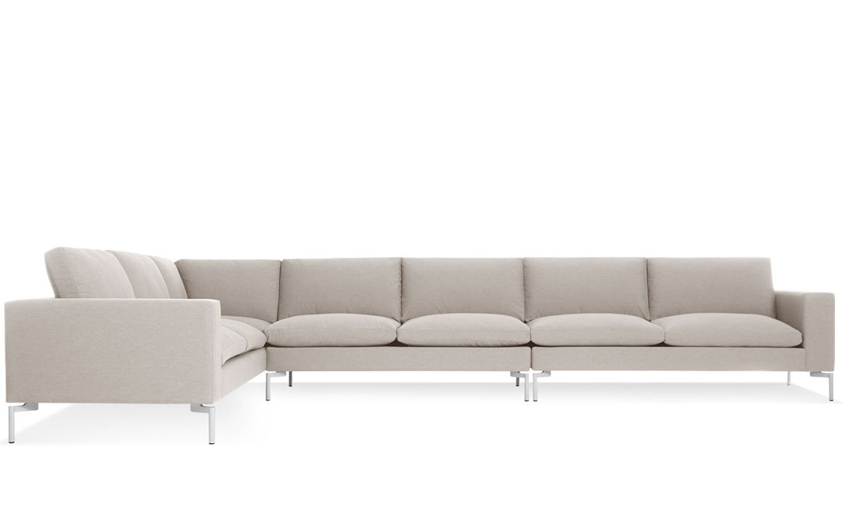 New Standard Large Sectional Sofa Hivemodern Com