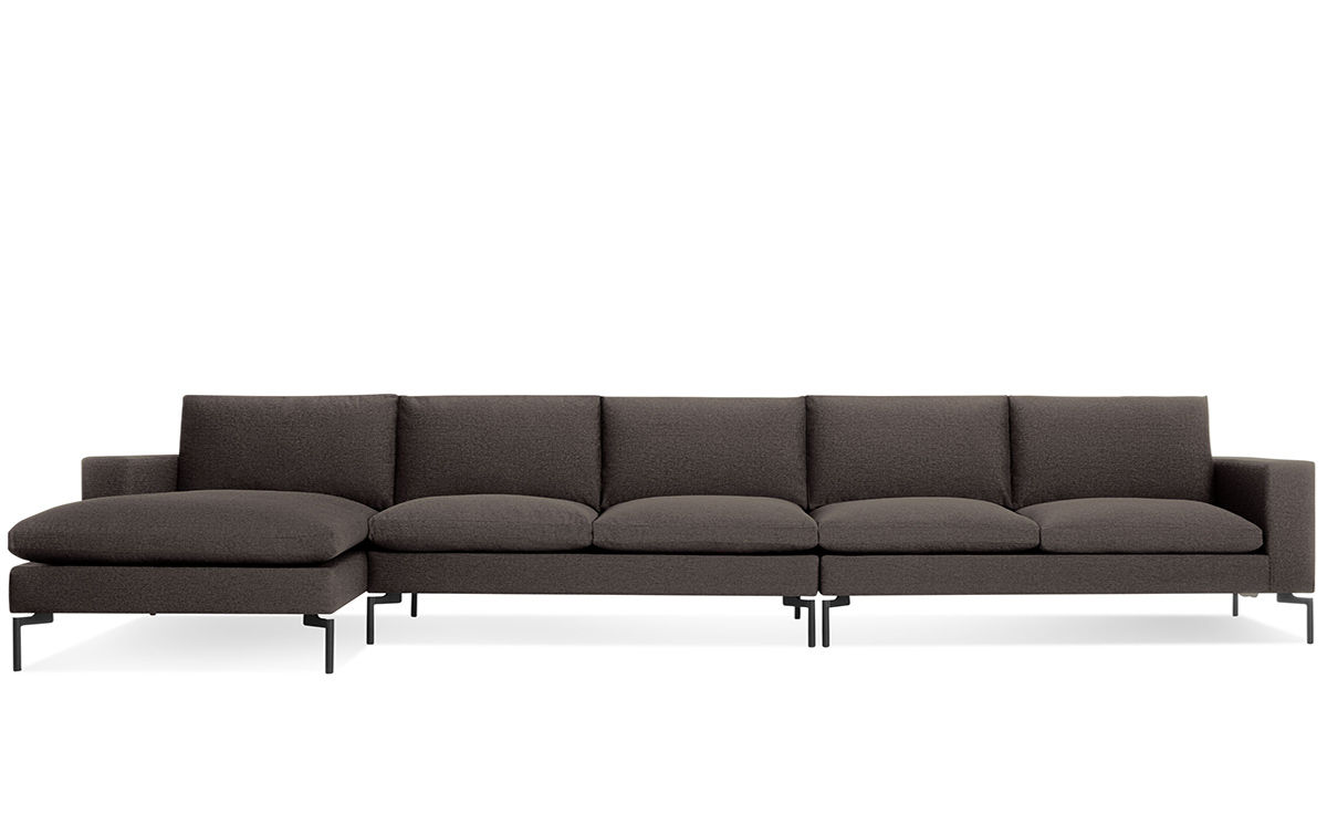 New standard medium sectional sofa for Modern hive