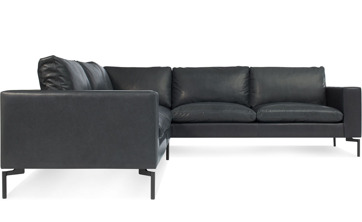 New Standard Small Sectional Leather Sofa hivemoderncom : new standard small sectional leather sofa blu dot 3 from hivemodern.com size 1200 x 736 jpeg 53kB