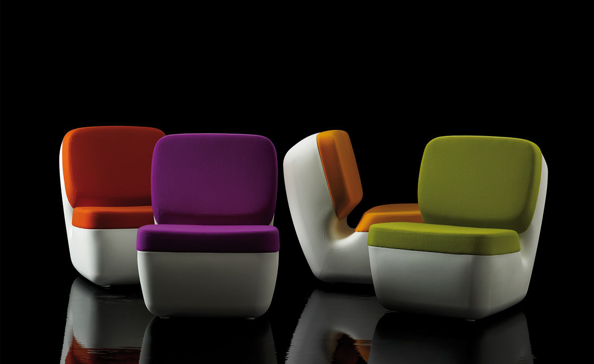 Magis nimrod low chair for Poltrone design online