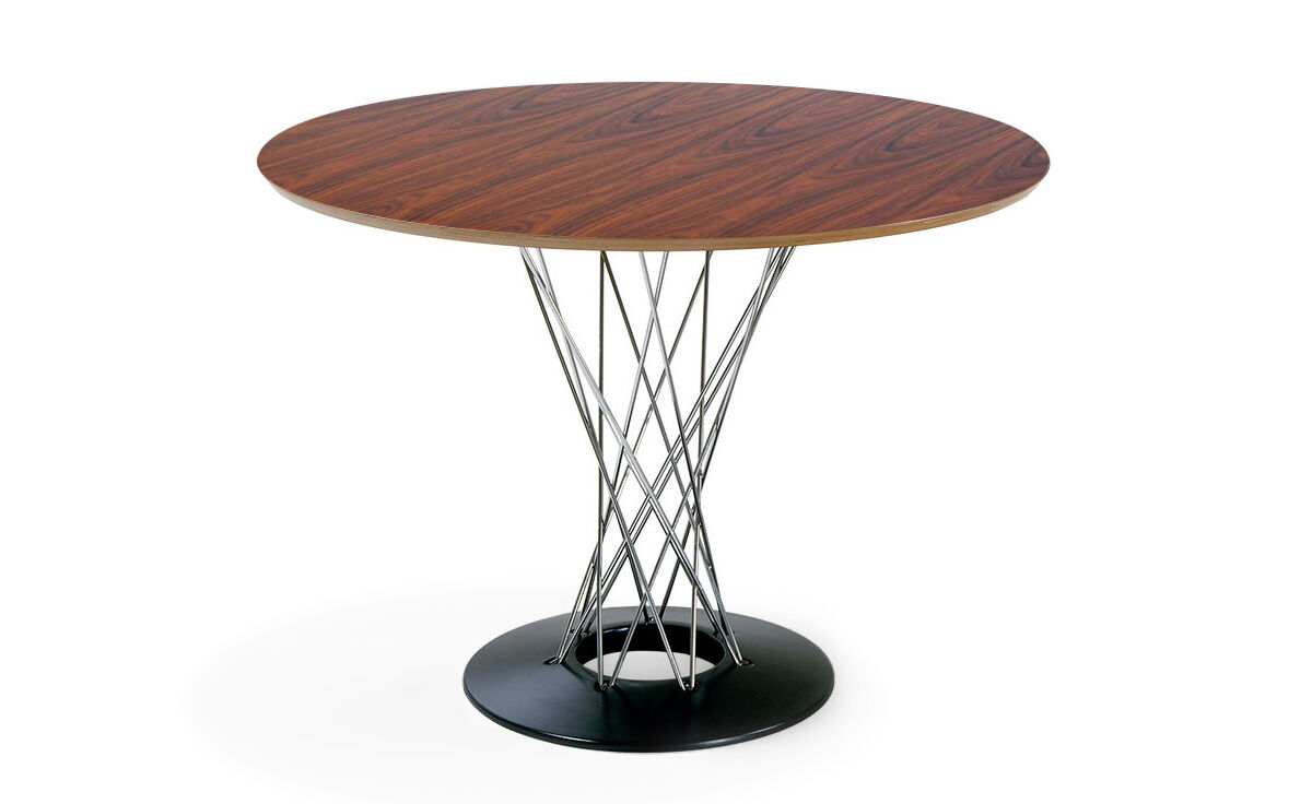 noguchi cyclone dining table. Black Bedroom Furniture Sets. Home Design Ideas