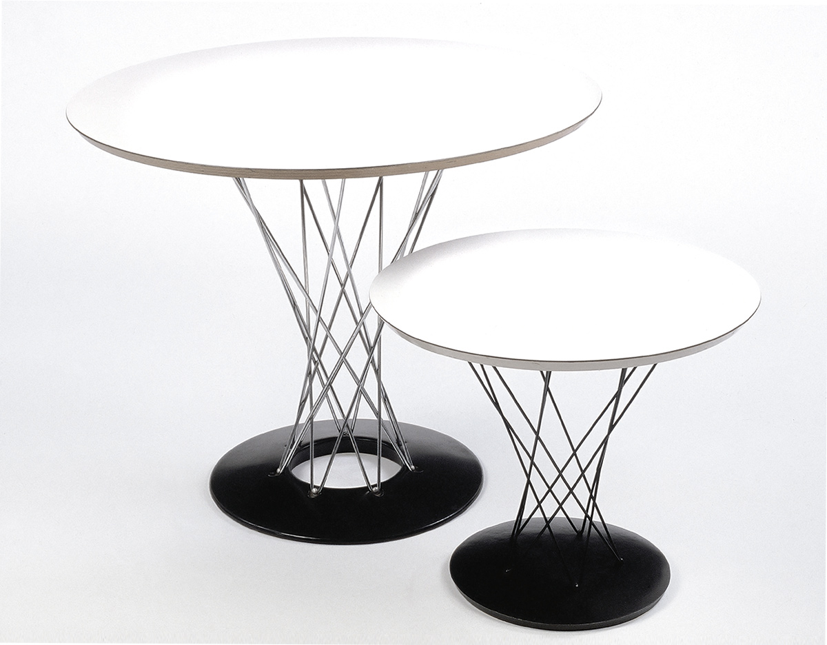 noguchi cyclone dining table  hivemoderncom - overview