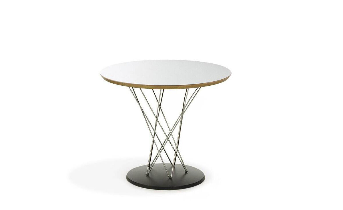 noguchi cyclone side table. Black Bedroom Furniture Sets. Home Design Ideas
