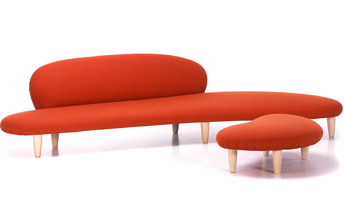 Noguchi Freeform Sofa Hivemoderncom