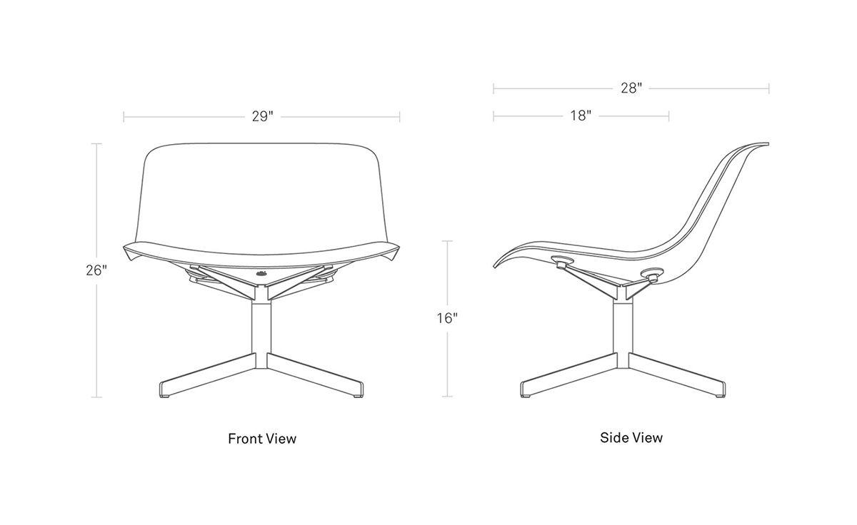 Magnificent Nonesuch Swivel Lounge Chair Creativecarmelina Interior Chair Design Creativecarmelinacom