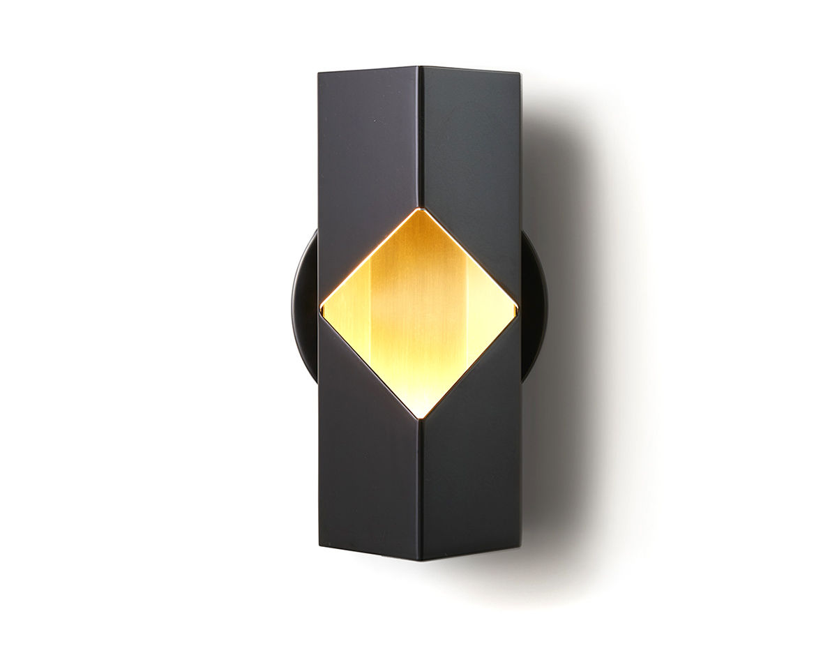 Notch Led Wall Sconce Hivemodern Com