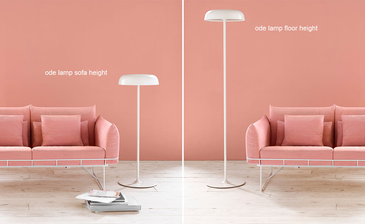 Popular Ode Freestanding Floor Lamp - hivemodern.com TM64