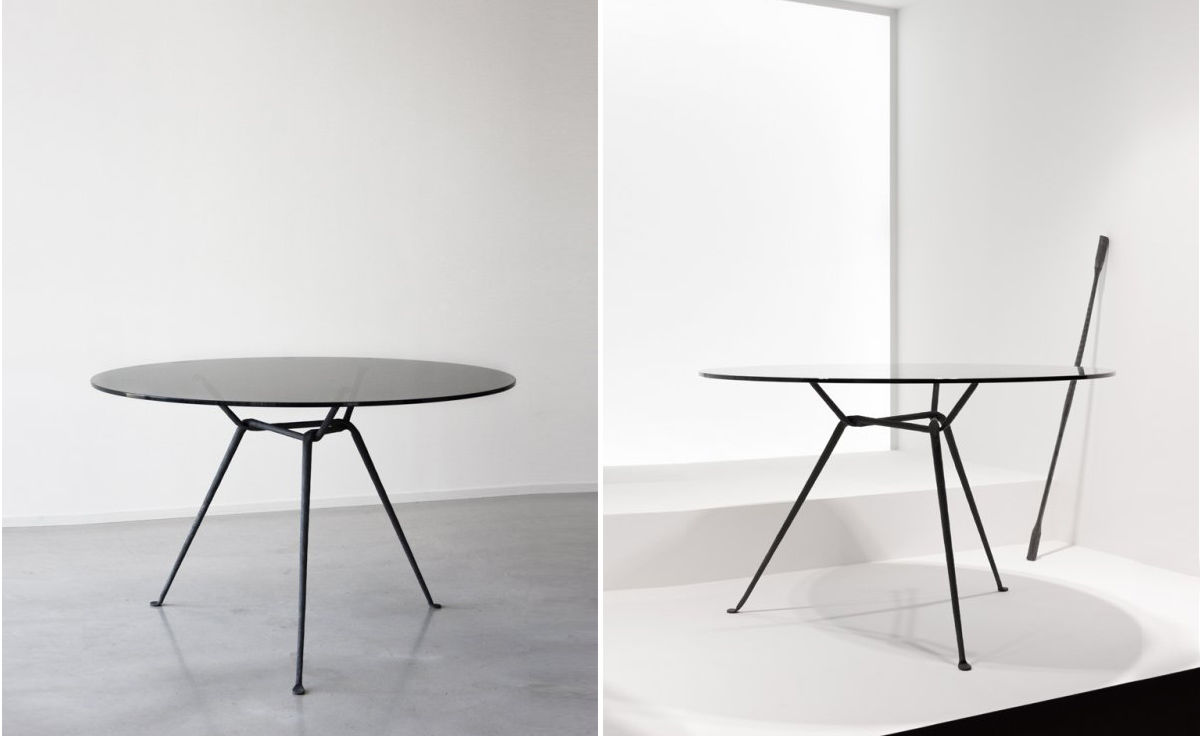 Magis Officina Round Table Hivemodern Com