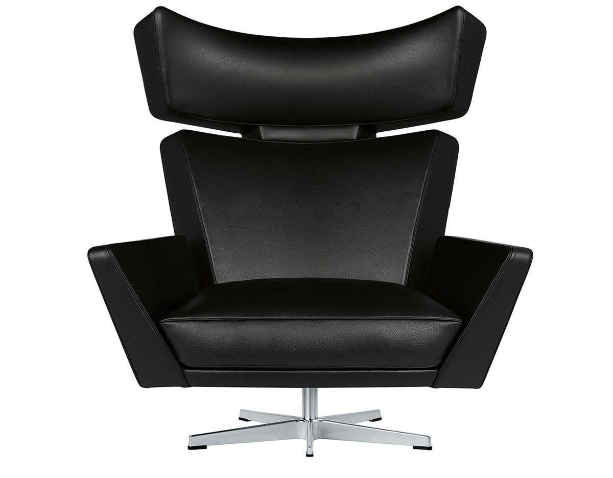 arne jacobsen oksen lounge chair. Black Bedroom Furniture Sets. Home Design Ideas