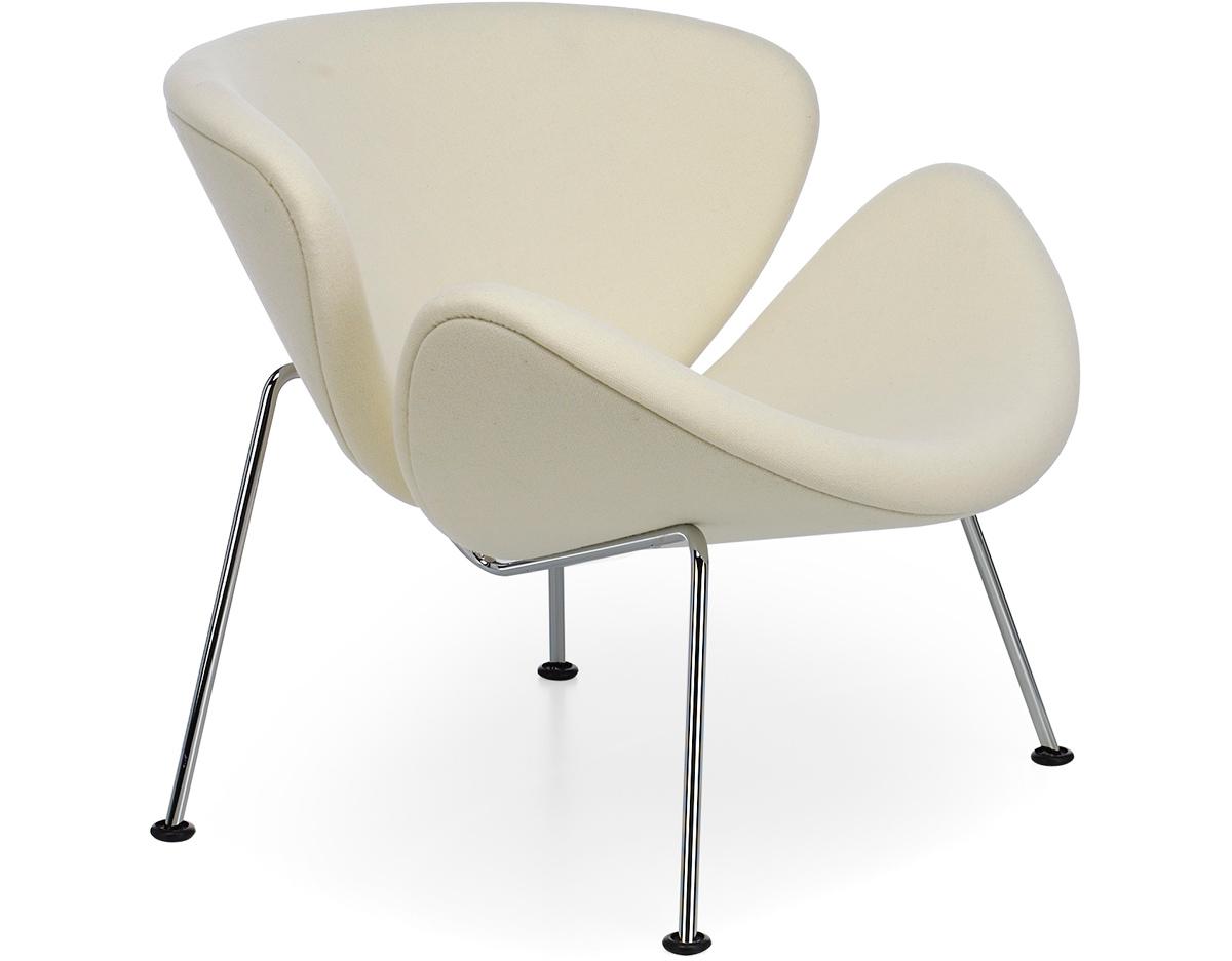 Pierre Paulin Orange Slice Chair