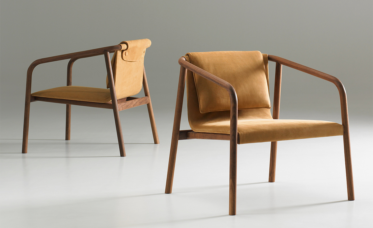 Oslo Lounge Chair Hivemodern Com