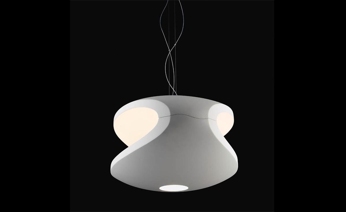 O Space Suspension Lamp