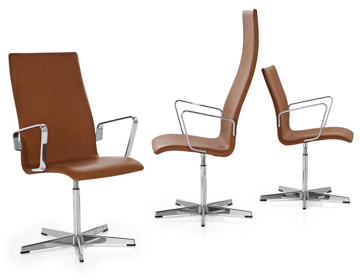 Oxford High Back Chair - hivemodern.com