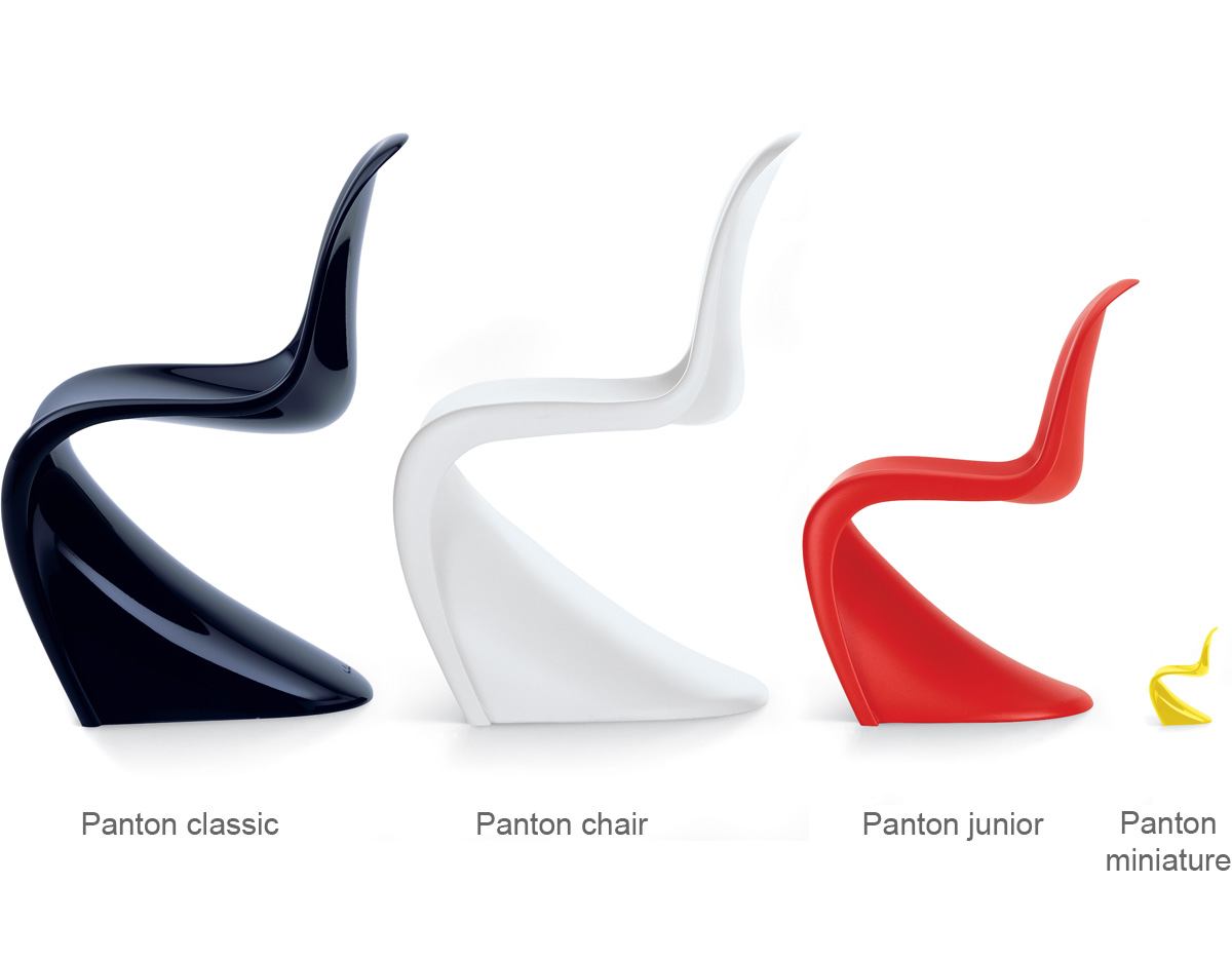 panton chair. Black Bedroom Furniture Sets. Home Design Ideas