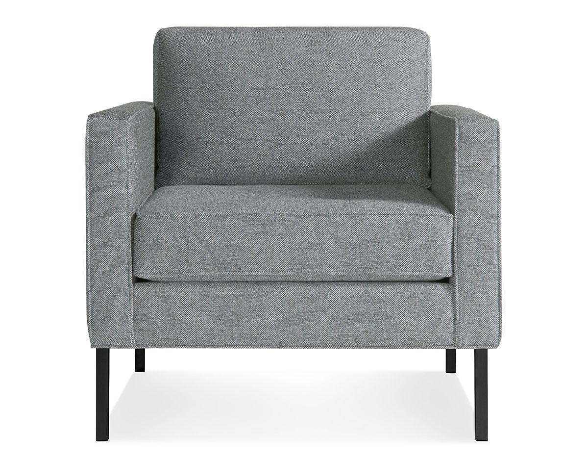 Paramount Lounge Chair Hivemodern Com