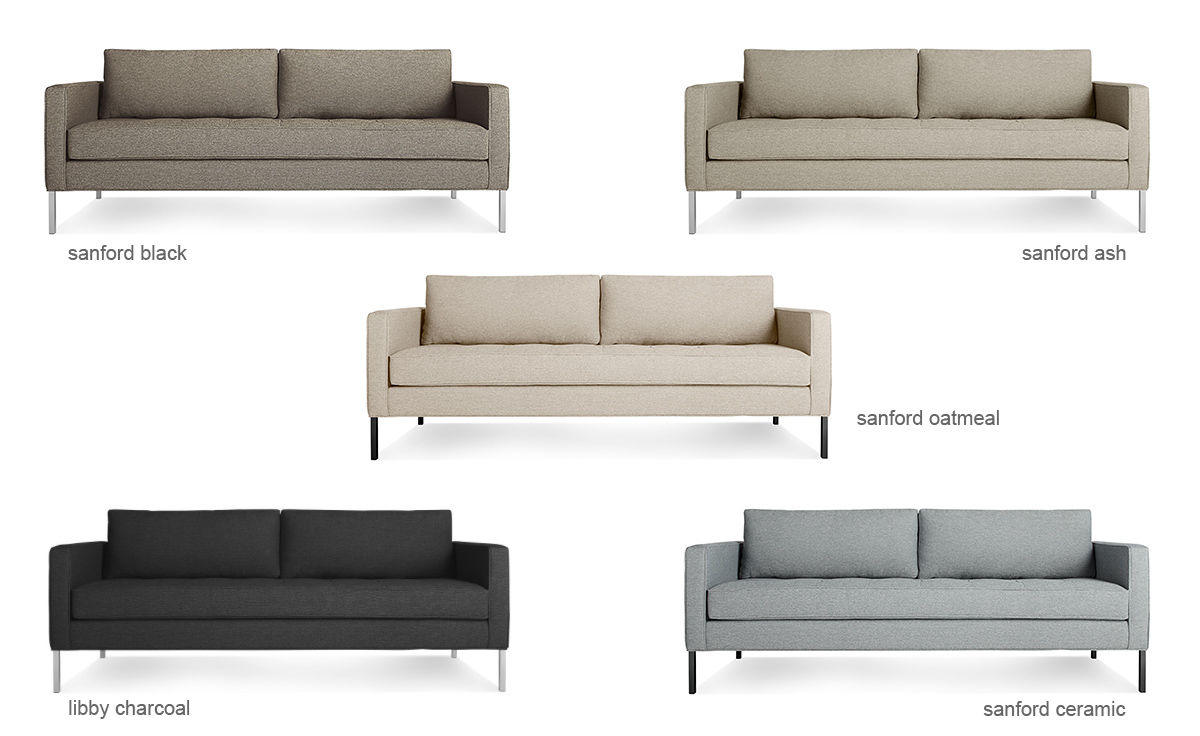 Paramount 80 Inch Sofa From Blu Dot