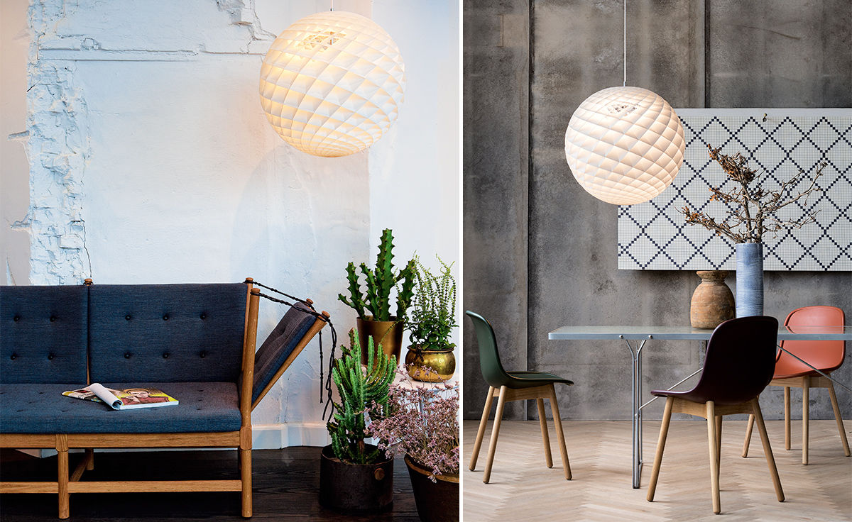 patera pendant lamp. Black Bedroom Furniture Sets. Home Design Ideas