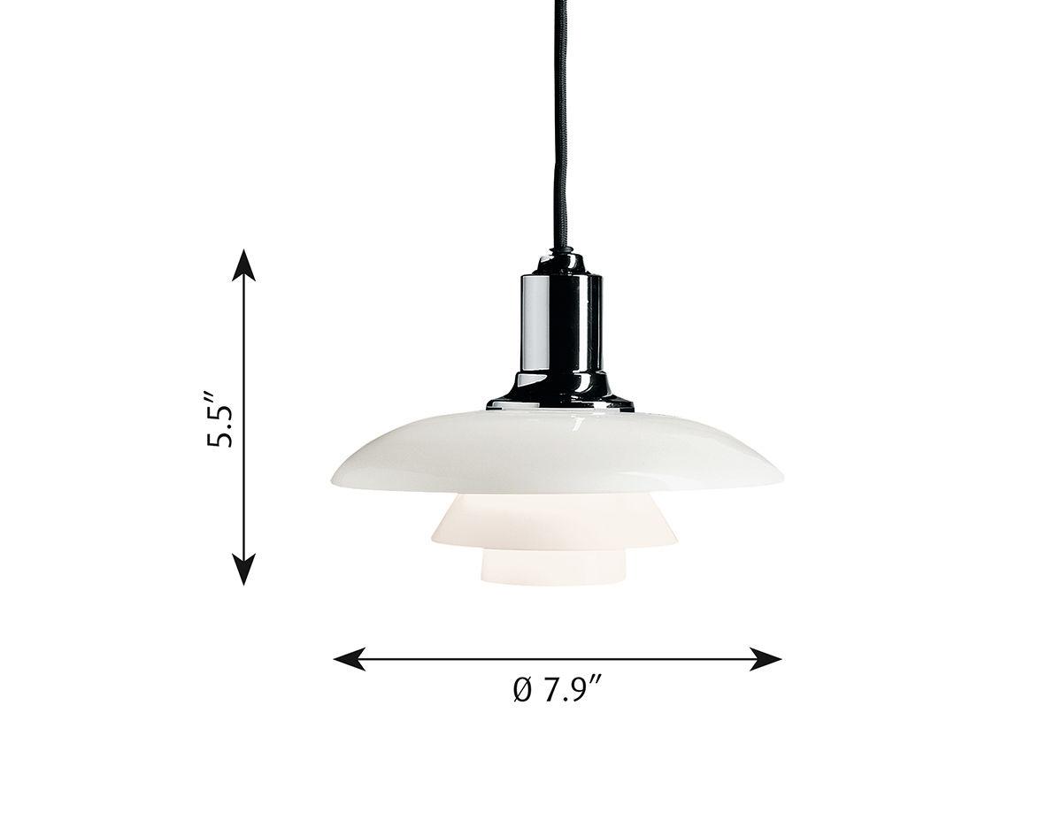 ph lighting. Ph 2/1 Pendant Lamp Lighting H