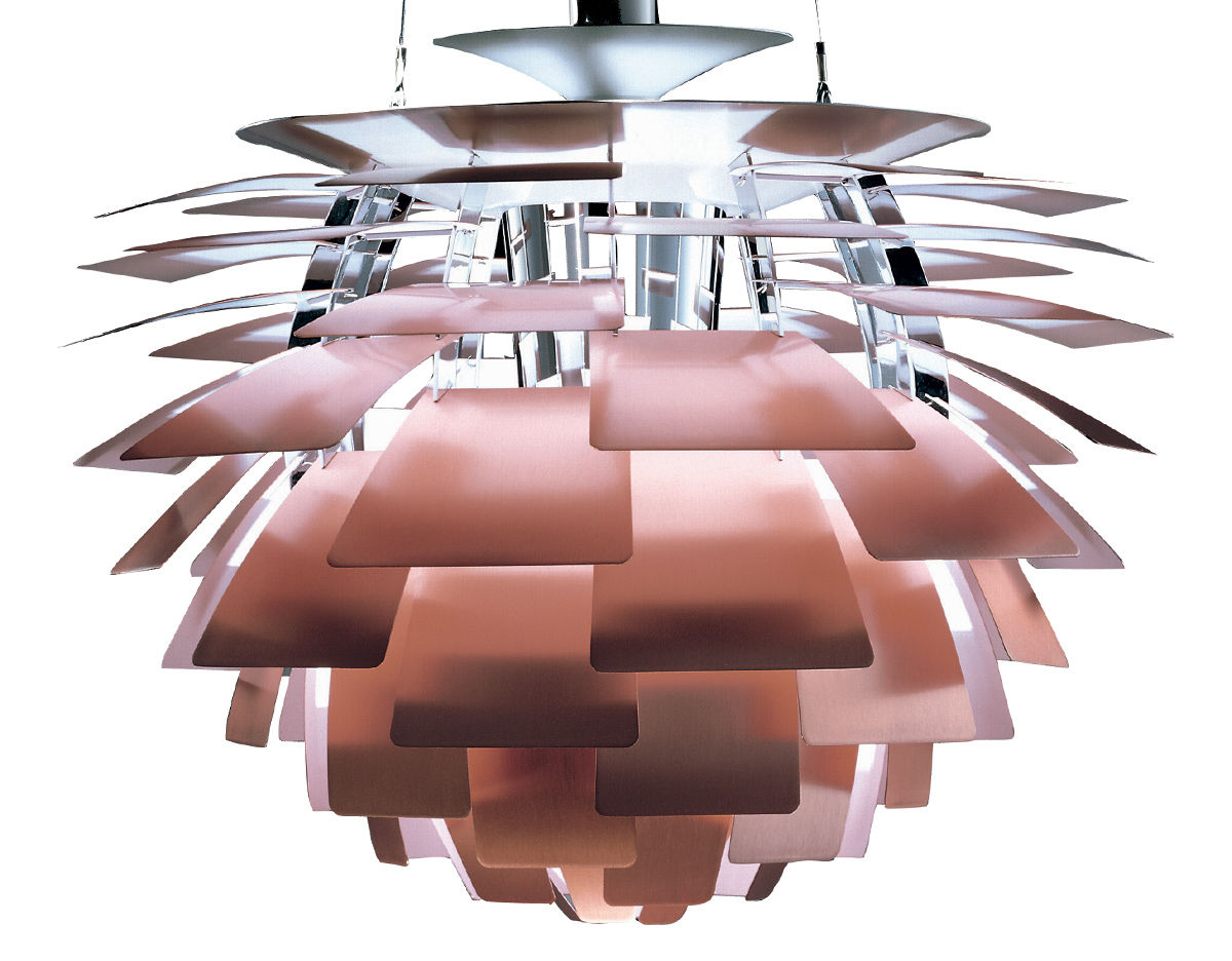 Ph artichoke pendant lamp hivemodern ph artichoke pendant lamp mozeypictures Images