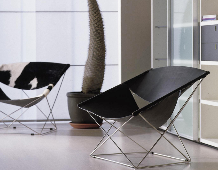 Pierre Paulin Butterfly Chair hivemodern – Pierre Chair