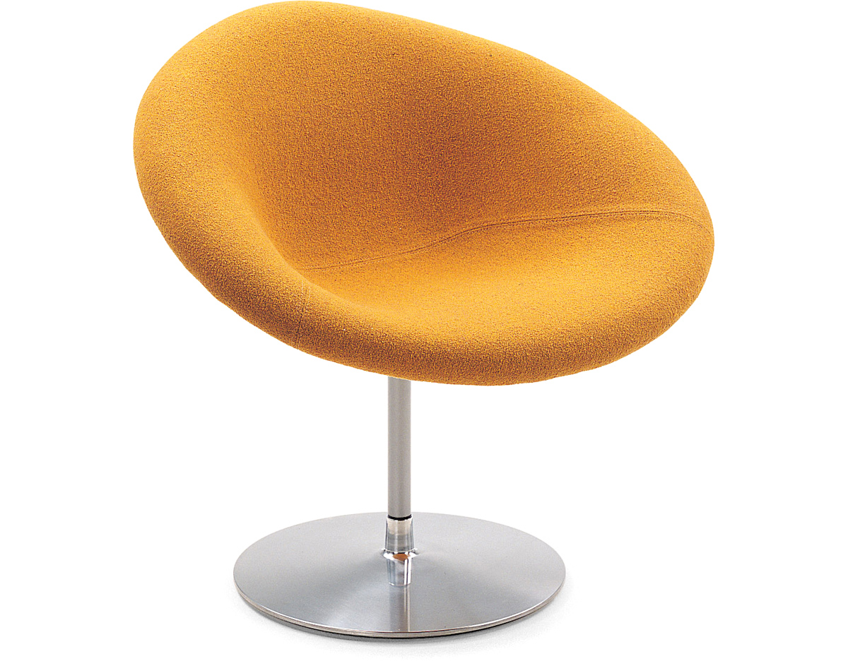 Pierre Paulin Little Globe Chair Hivemodern Com