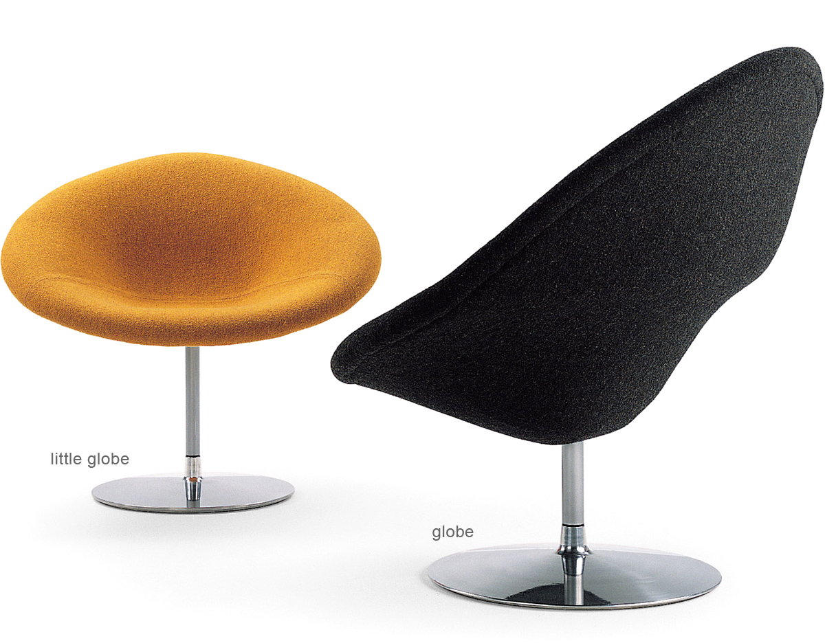 Pierre Paulin Little Globe Chair