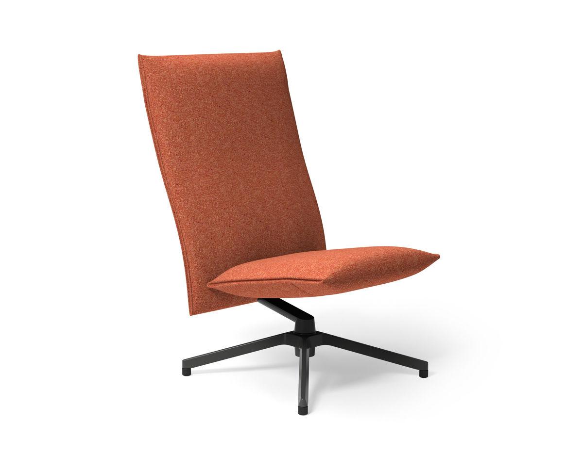 Pilot High Back Lounge Chair