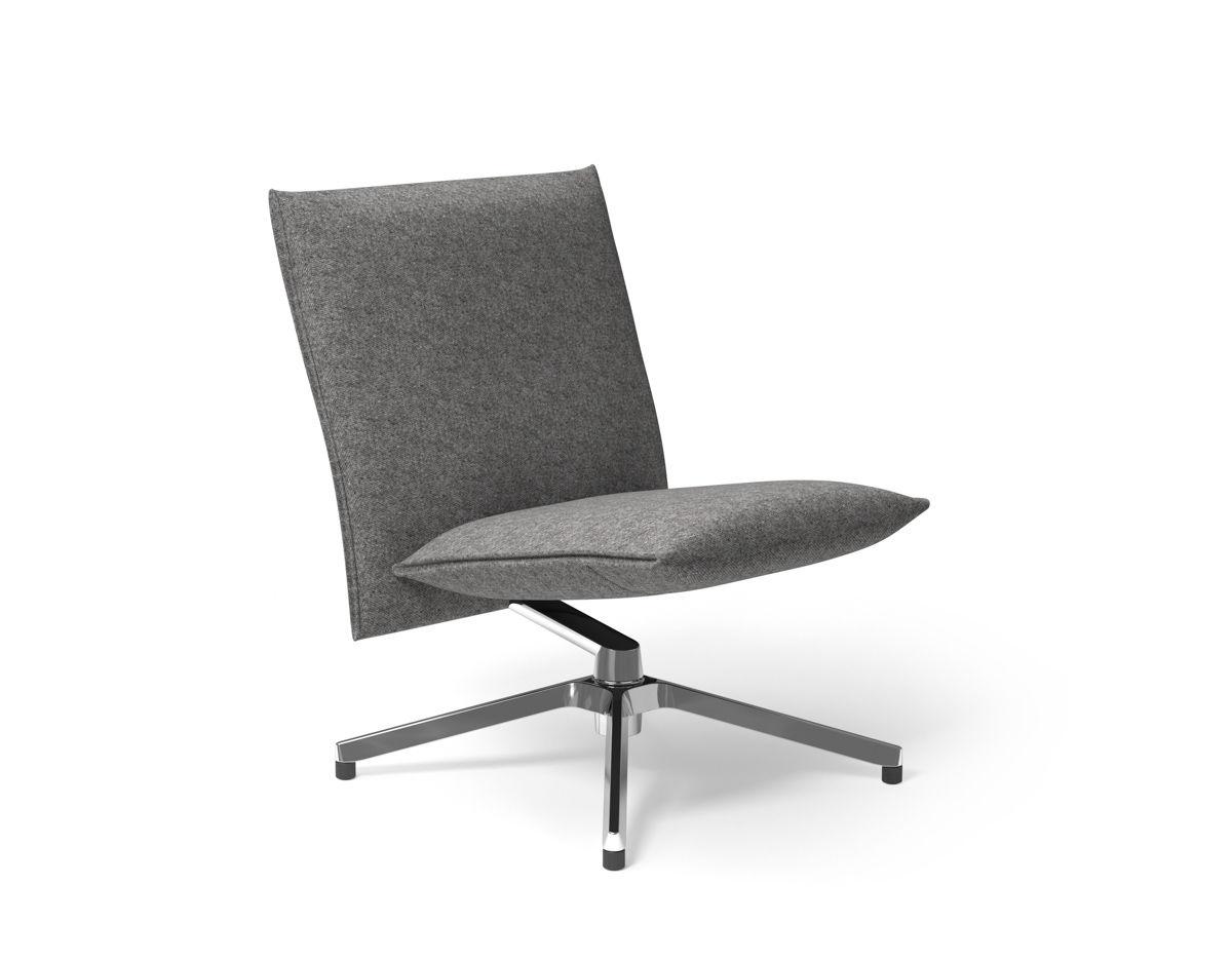 Pilot Low Back Lounge Chair Hivemodern Com
