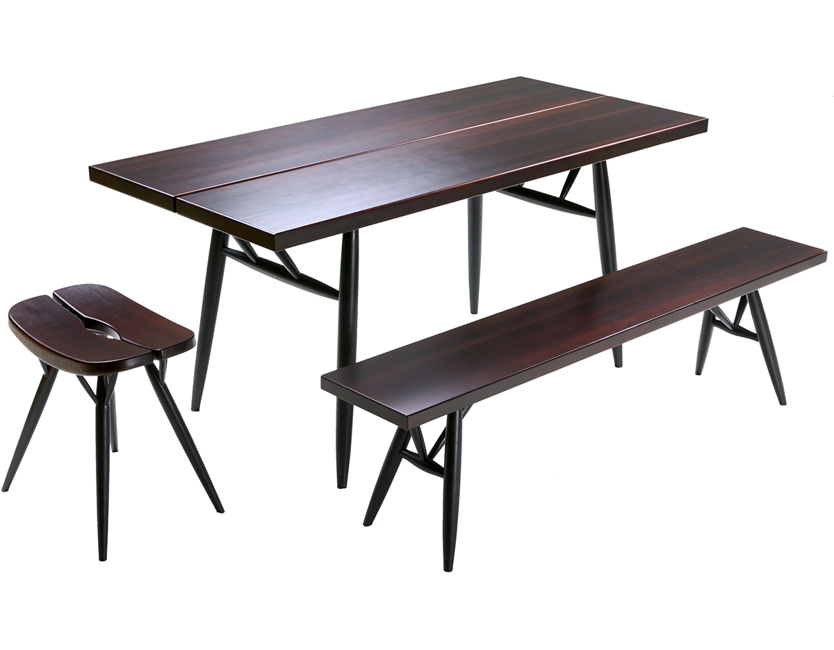 tapiovaara pirkka table. Black Bedroom Furniture Sets. Home Design Ideas