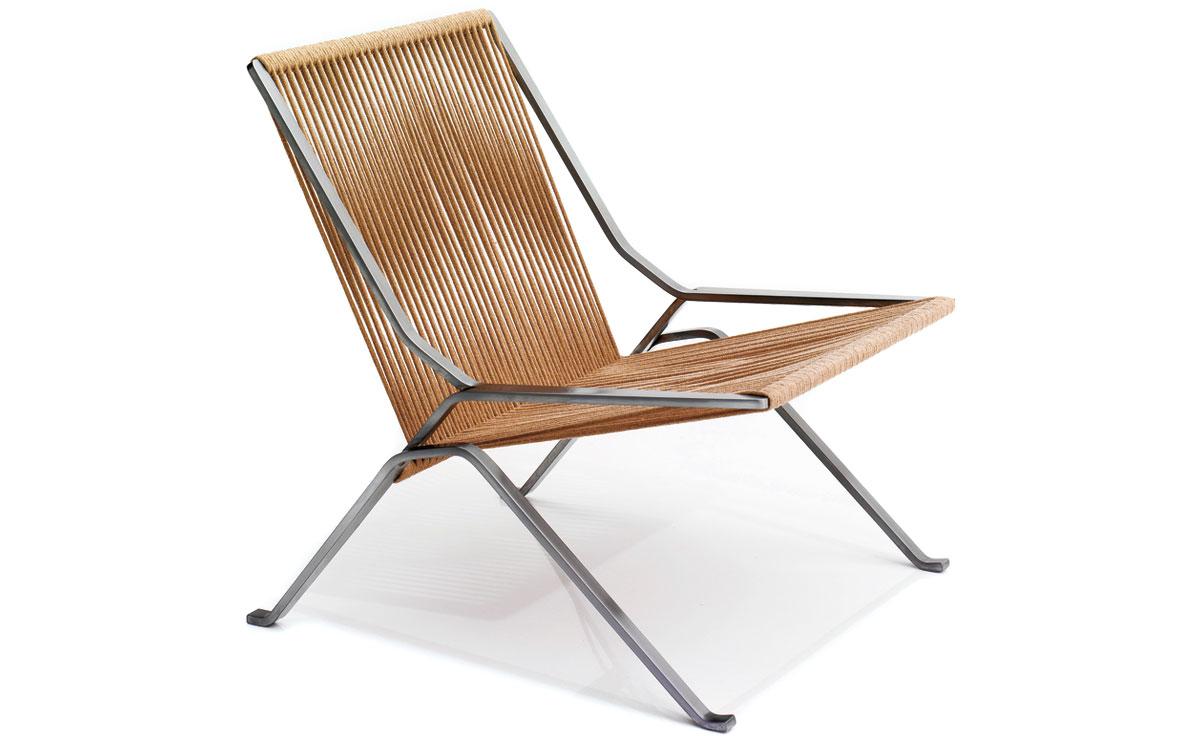 Poul Kjaerholm Pk25 Lounge Chair