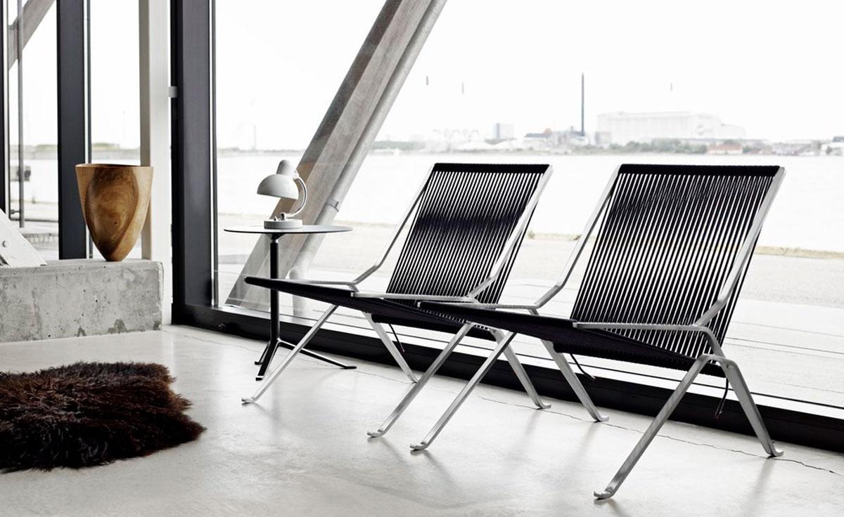 poul kjaerholm pk25 lounge chair. Black Bedroom Furniture Sets. Home Design Ideas
