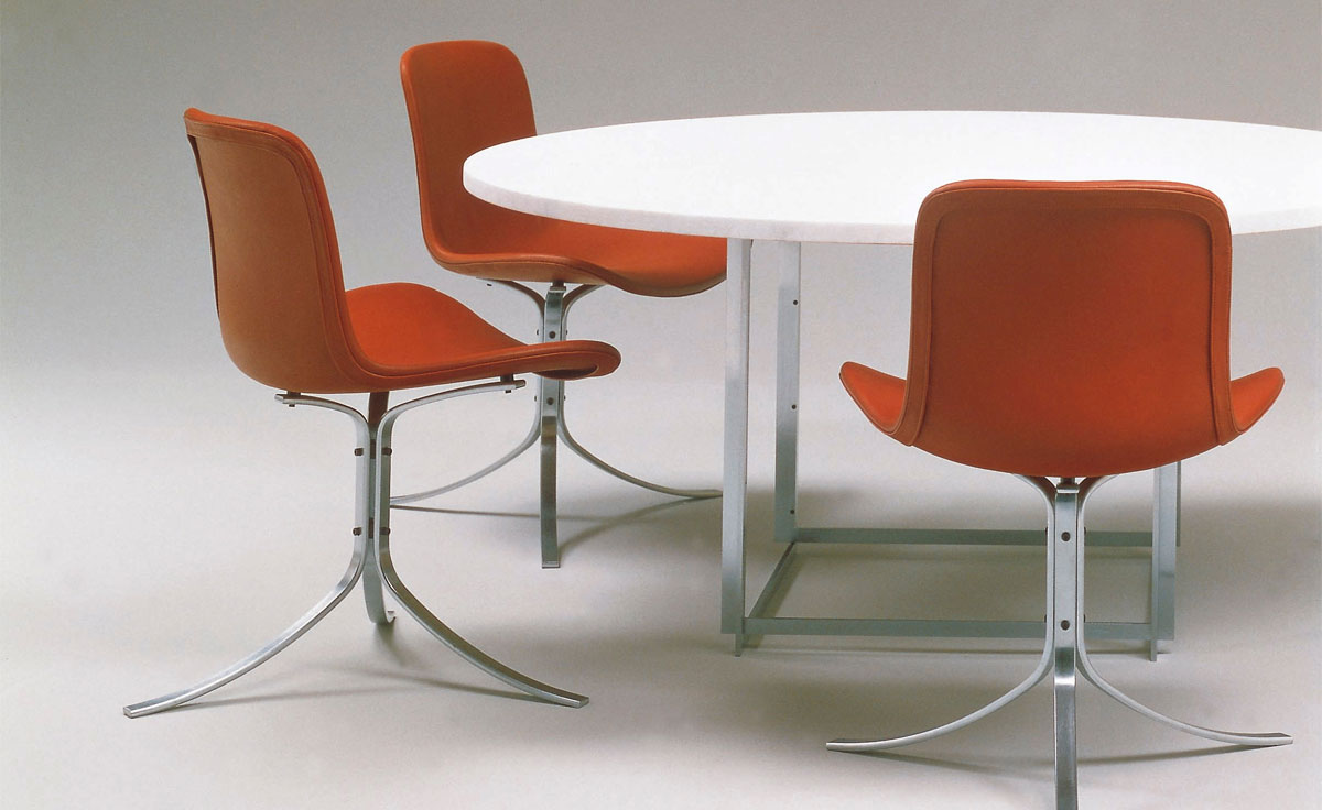 Poul Kjaerholm Pk54 Table