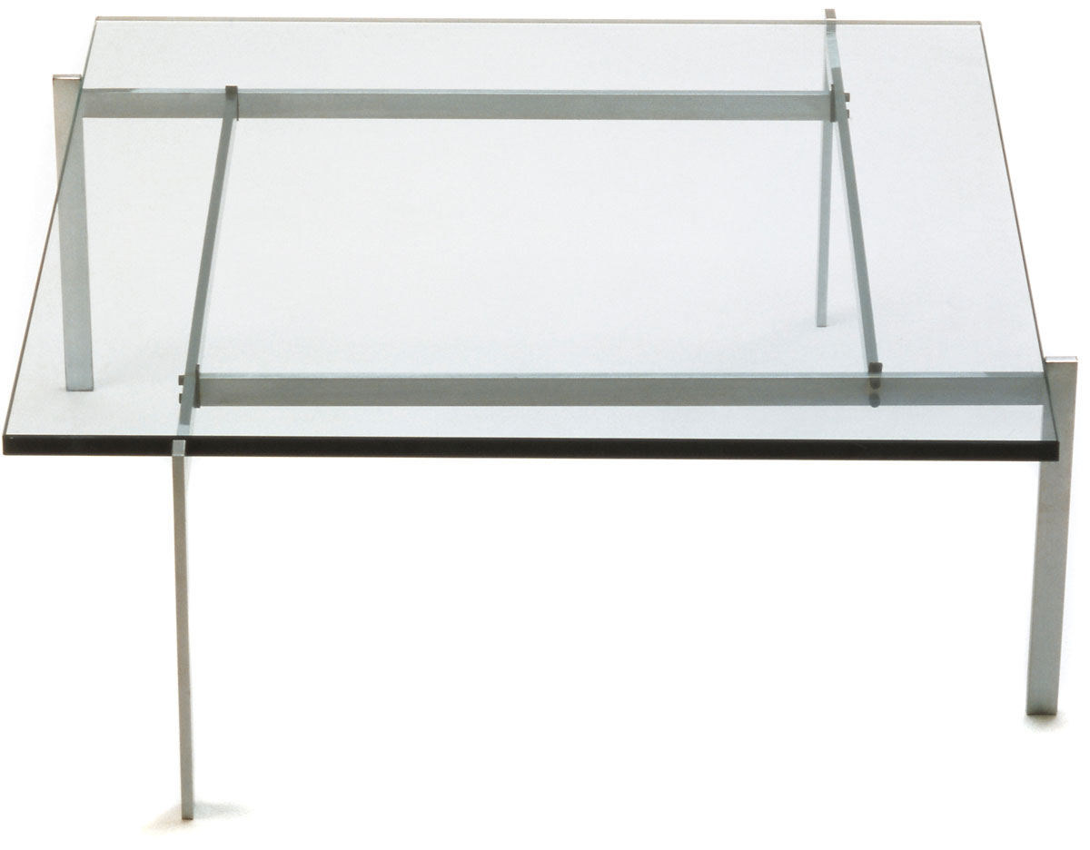 Poul Kjaerholm Pk61 Coffee Table Hivemodern Com