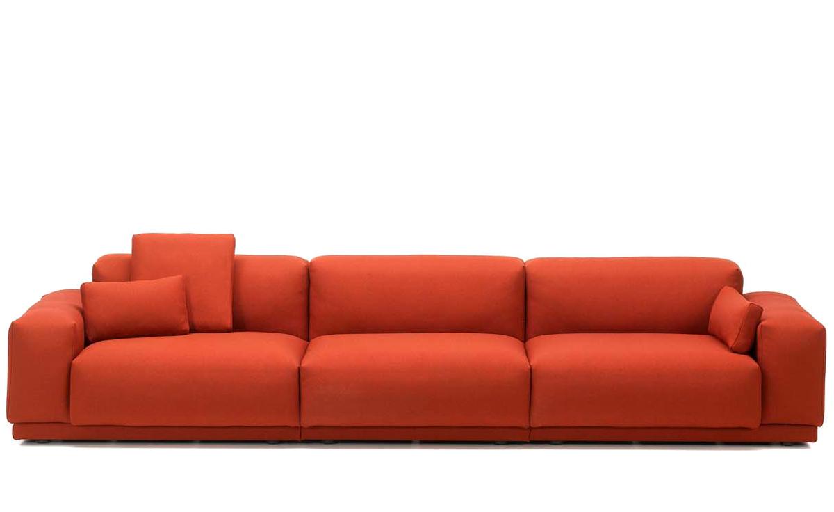 vitra sofa jasper morrison home the honoroak. Black Bedroom Furniture Sets. Home Design Ideas