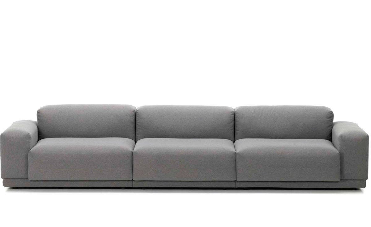 place sofa vitra place sofa design jasper morrison 2008. Black Bedroom Furniture Sets. Home Design Ideas