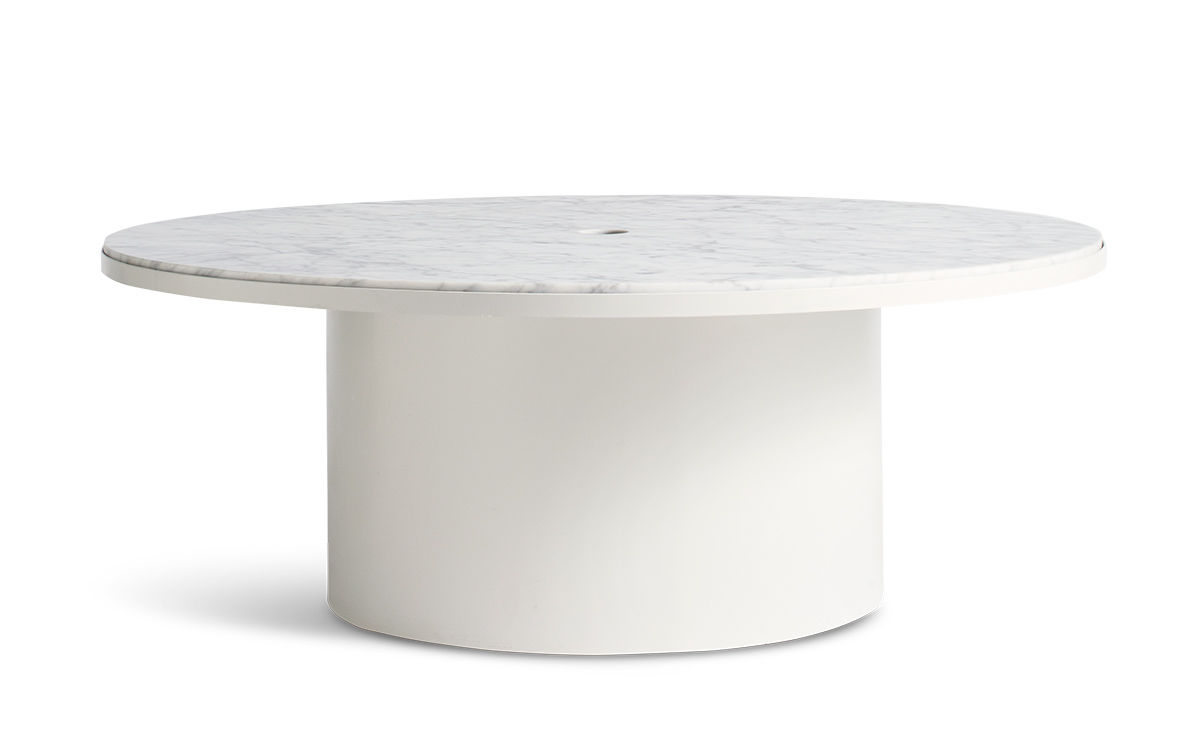 Plateau coffee table for Plateau table