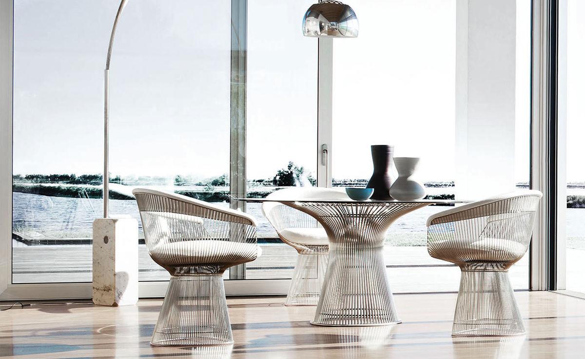Astounding Platner Arm Chair Theyellowbook Wood Chair Design Ideas Theyellowbookinfo